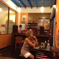 Photo taken at TURITA Food & Coffee by Suraphan S. on 2/12/2012