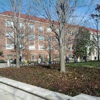 Photo taken at Heavilon Hall (HEAV) by Daniel M. on 1/18/2012