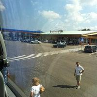 Photo taken at Area di Servizio Monte Velino Sud by Andrea T. on 8/6/2011