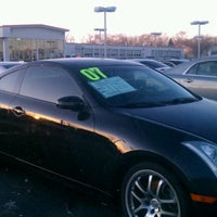 Photo taken at Glendale Nissan by Marissa M. on 12/10/2011