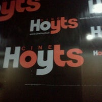 Photo taken at Cine Hoyts by Francisco N. on 5/1/2011