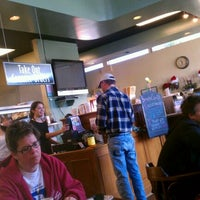 Photo taken at Jack's Bistro & Famous Bagels by Iván A. on 12/18/2011