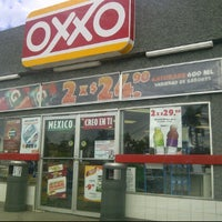 Photo taken at Oxxo by Julio C. on 9/28/2011