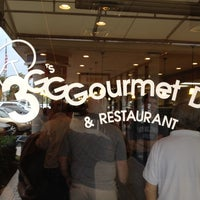 Photo taken at 3 G's Gourmet Deli & Restaurant by Justin G. on 1/13/2012