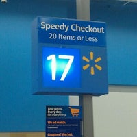 Photo taken at Walmart Supercenter by John J. on 8/8/2011