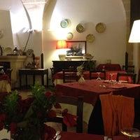 Photo taken at Gatta Mora by Piergiorgio D. on 5/19/2012