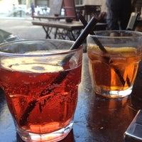 Photo taken at Bar La Linea by Nikò on 8/3/2012