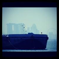 Photo taken at Pulau Sambu by eriko u. on 9/13/2012