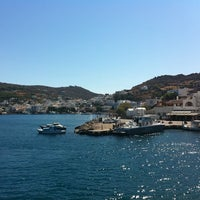 Photo taken at Patmos by Can S. on 8/23/2011