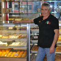 Photo taken at Café Italia by MetroFocus on 12/14/2011