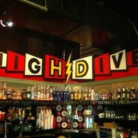 Photo taken at High Dive by Moe R. on 9/7/2012