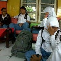 Photo taken at SMA Negeri 1 Puri by Shafiya Sausan on 12/20/2011