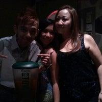 Photo taken at Green Box Karaoke by Nora S. on 3/4/2012