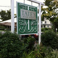 Photo taken at Tate's Bake Shop by Ailynn C. on 8/19/2012