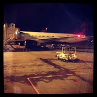 Photo taken at Gate B10 by Trent V. on 11/24/2011