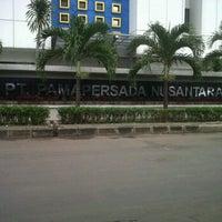 1/9/2012 tarihinde Erwan R.ziyaretçi tarafından Pama Persada Nusantara'de çekilen fotoğraf