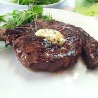 Photo taken at Press Restaurant by Lemont W. on 9/11/2011