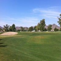 Photo taken at Camelback Golf Club by Tyrone B. on 6/2/2012