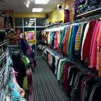 Photo taken at Plato's Closet by Rob P. on 1/28/2012