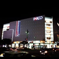 Photo taken at Parco by Yasuhiro I. on 10/17/2011