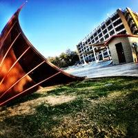 Photo taken at House Park Skatepark by John H. on 11/17/2011