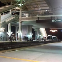 Photo taken at Millbrae Caltrain Station by Carrie on 11/21/2011