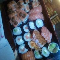 Photo taken at Sushimoto by Martin M. on 12/3/2011