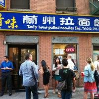 4/16/2012にSaaya Y.がTasty Hand-Pulled Noodles 清味蘭州拉麵で撮った写真