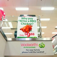 Photo taken at Woolworths by Ash S. on 10/19/2011