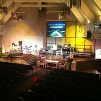 Photo taken at Community Presbyterian Church (COMPRES) by Holly W. on 1/5/2012