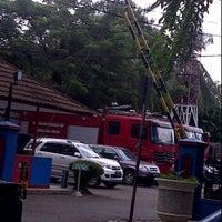 Photo taken at Jakarta Fire Service Head Quarter by Donny S. on 1/20/2012