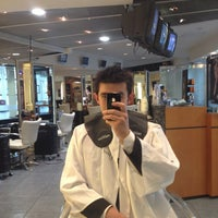 Photos at franck provost salon barbershop in paris - Salon franck provost paris ...