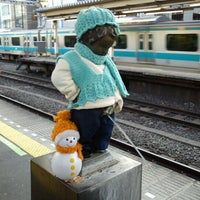Photo taken at Hamamatsuchō Station by takoyaki on 2/12/2012