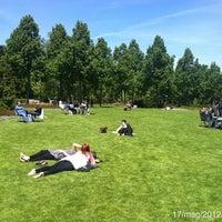 Photo taken at Rosengarten by marco b. on 5/17/2012