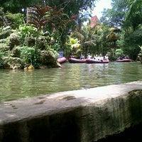 Photo taken at Sunshine Bay, Taman Wisata Matahari by Vivi S. on 3/24/2012