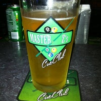 Photo taken at Master Z's Cue Club by Angela B. on 5/4/2012