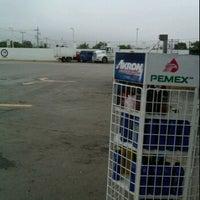 Photo taken at Gasolinera PEMEX by Jesús David M. on 6/16/2012