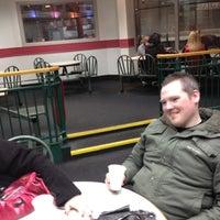 Photo taken at Blackburn Ice Arena by Vix D. on 2/19/2012