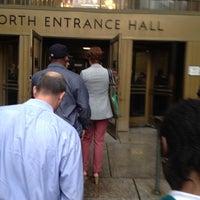 Photo taken at New York City Criminal Court by Jake M. on 5/24/2012