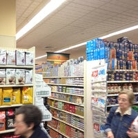 Photo taken at Associated Supermarket by Ryan S. on 3/19/2012