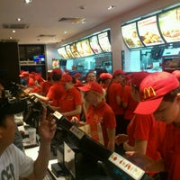 Photo taken at McDonald's by Alexandr M. on 6/10/2012