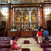 Photo taken at Guanyin Gumiao Temple by Wai on 7/4/2012