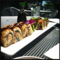 Photo taken at Baby Blue Sushi Sake Grill by Kenda K. on 6/12/2012