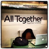 Photo taken at All Together by Pierre J. on 5/2/2012