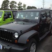 ... Photo Taken At Hall Chrysler Dodge Jeep RAM Virginia Beach By Rahsan D.  On 6 ...