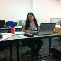 Photo taken at Cajal Sen Azcune Y Cia by @MLVNX on 5/5/2012