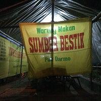Photo taken at Sumber Bestik Pak Darmo by iir w. on 9/3/2012