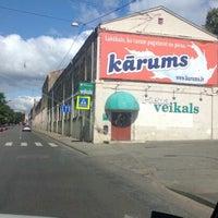 Photo taken at Piena veikals. Kārums by Demitry M. on 8/12/2012