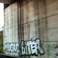 Photo taken at Tunel De La Corredoria by Ana M. on 8/17/2012