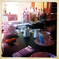 Photo taken at Fish & Olives by Alexander M. on 7/6/2012